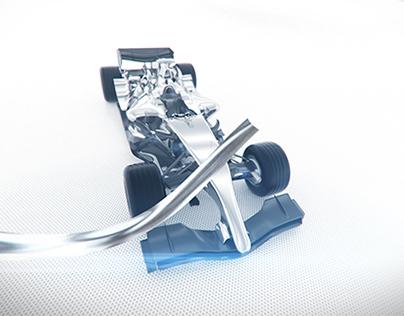 Gillette F1 TAG