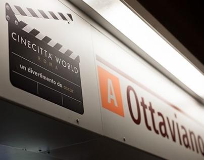 Metro Advertising Ottaviano - Rome