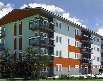 apartment building Nededza