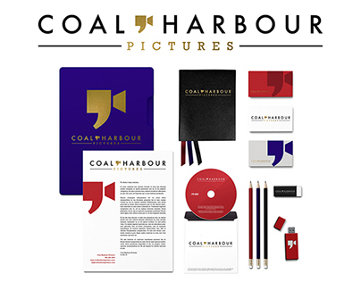 Coal Harbour Pictures Corporate Identity