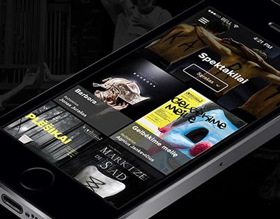 Kaunas State Drama Theater | Official app