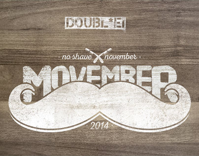 Movember Facebook Cover Picture - No Shave November