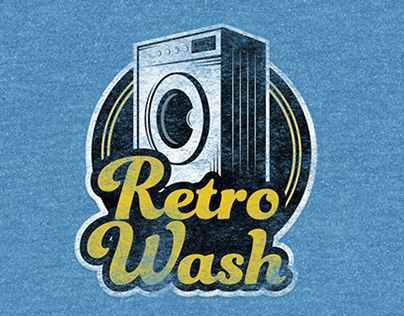 RetroWash - Retro Shirt Maker