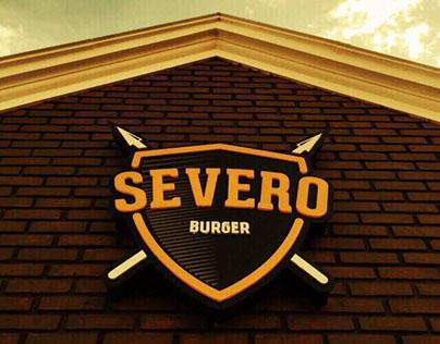 Severo Burger // Brand