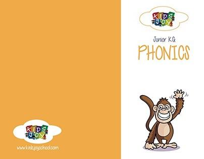 Kid's Joy Nursery Book Covers