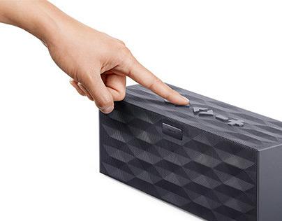 Jawbone / Big Jambox Hand Model