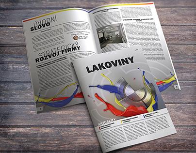Lakoviny Magazine
