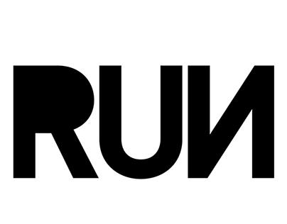 "JayZ & Beyonce ""RUN"" Title Design"