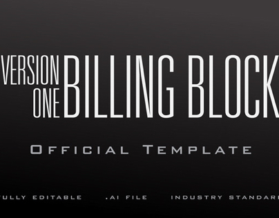 The Billing Block Template