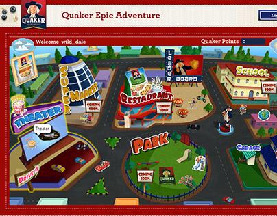 Quaker Oats AdverGame Case Study