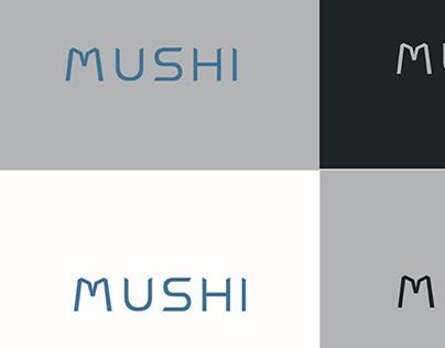 MUSHI - Insect Gourmet Restaurant Branding