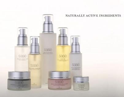 SASE Beauty products, Denmark.