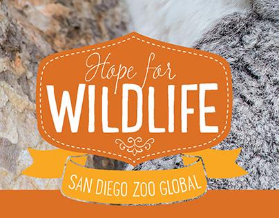 2013 San Diego Zoo Global's Annual Report