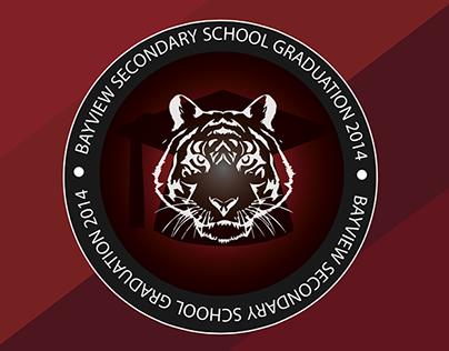 Highschool Graduation Logo