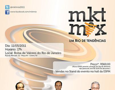 Evento Markting Mix