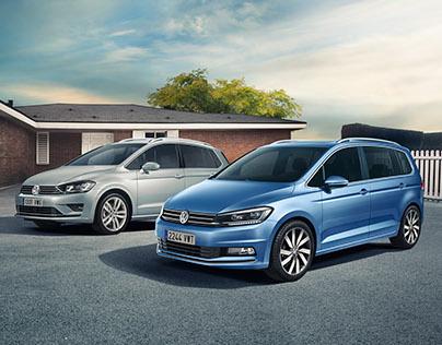 Volkswagen Familiares