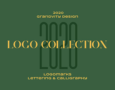 2020 Logos & Typography Collection
