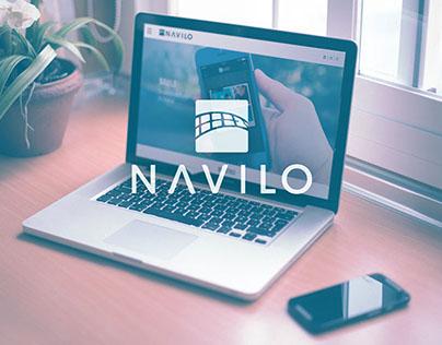 Navilo Mobile: Web design and Development