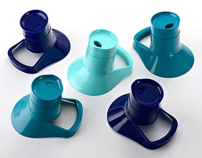 GÜMÜŞ water bottle decanter
