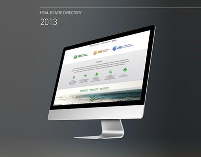 Online real estate directory