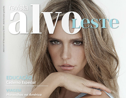 REVISTA ALVO LESTE - NOVEMBRO 2014