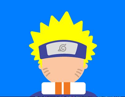 Naruto minimalist icons (FREE)