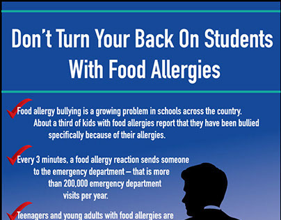Student Project: FARE Students & Food Allergies Poster