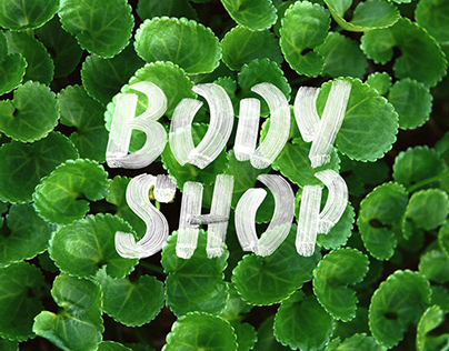 The Body Shop Concept Store