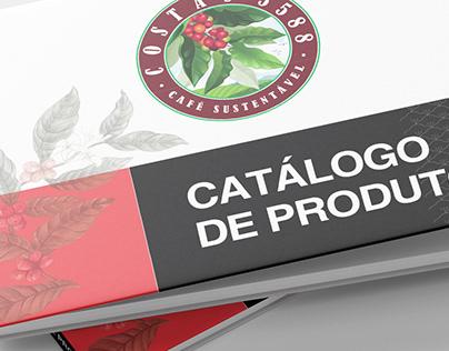 Catálogo de produtos - COSTAS 5588