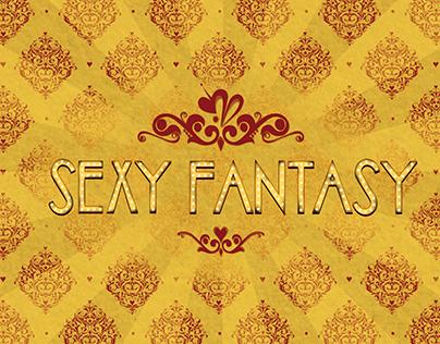 Evento Sexy Fantasy   Identidade Visual