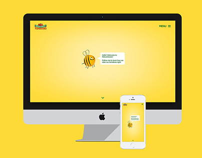 NatureSweet Website Design