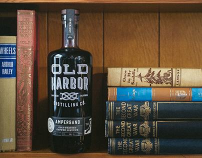 Old Harbor Distilling Brand & Packaging