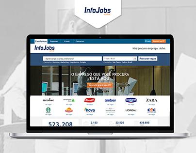 Front-end InfoJobs Brasil