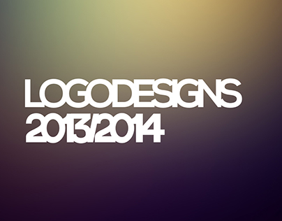 Logo Designs 2013/2014
