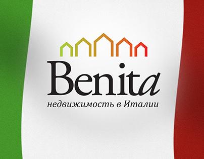 Benita, недвижимость в Италии