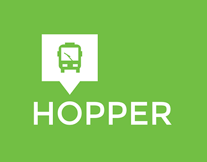 Auckland Transport Hackathon Finalist: Hopper