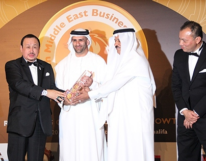Leadership Excellence Award in Publishing & Advertising