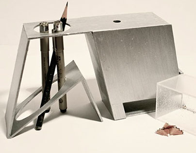 FOLDS pencil sharpener