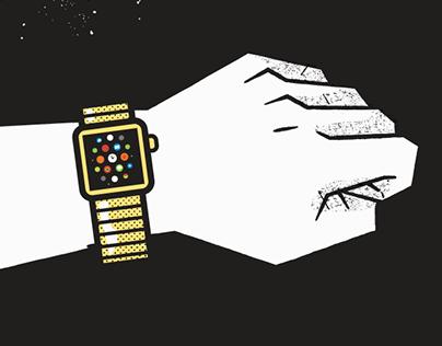 Apple Watch Illustration