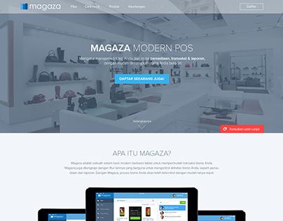 Theme for Magaza them modern POS