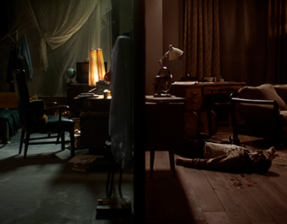 Cinematography Showreel 2014