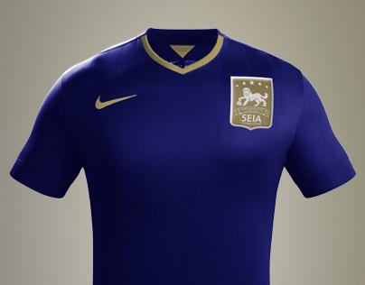 Seia Futebol Clube - Branding