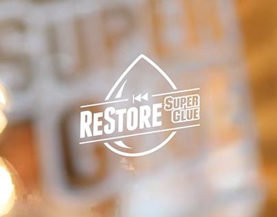 Re Store Super Glue