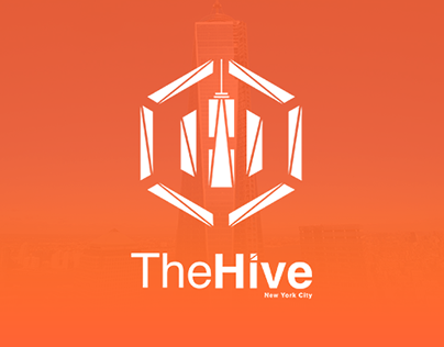 TheHive - Logo Design
