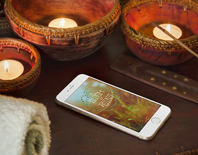 iPhone 6 at a Spa