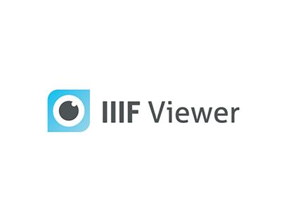 IIIF Viever logo
