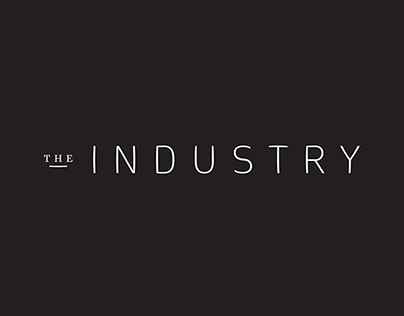 The Industry / magazine layout
