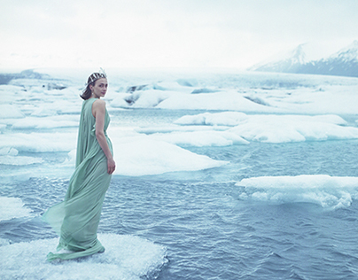 "Icelandic series p.1 ""Crystallize"""