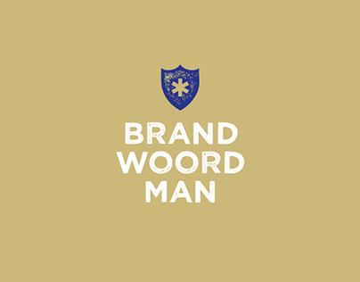 Brandwoordman