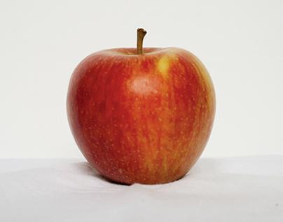 Some strange apples